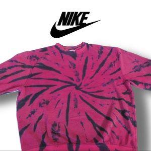 Nike Tie Dye Sweater